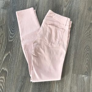 Rich & Skinny Pink Jeans